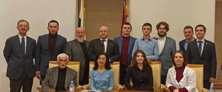 В МДН наши представители обсудили вклад народов России в воинскую славу Отечества