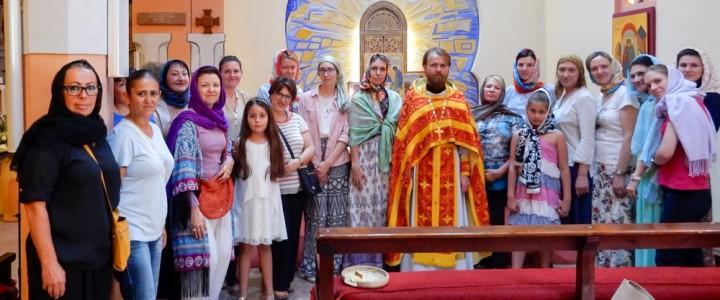 Соотечественники из Марокко благодарят сотрудников Факультета регионоведения и этнокультурного образования ИСГО МПГУ