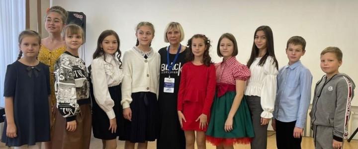 Уроки мастерства для юных музыкантов Татарстана от Наталии Лавриненко