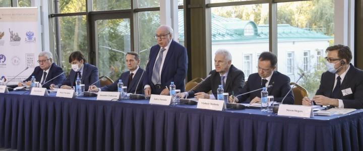 Ректор МПГУ А.В. Лубков принял участие в работе Всемирного конгресса школьных учителей истории