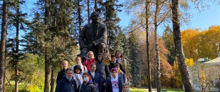 Культурные каникулы: путешествие в Горки Ленинские