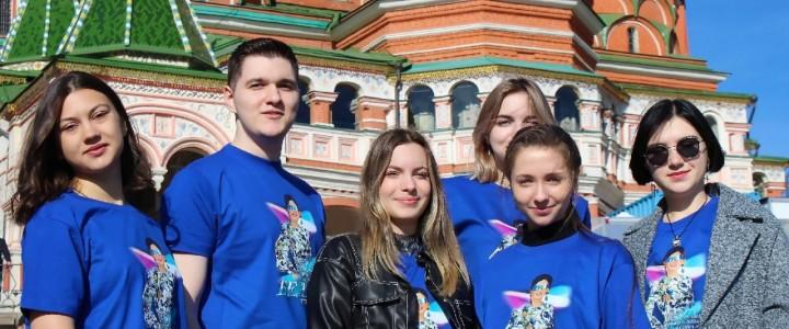 Студенты Института филологии стали волонтёрами Международного благотворительного фестиваля «Белая трость»